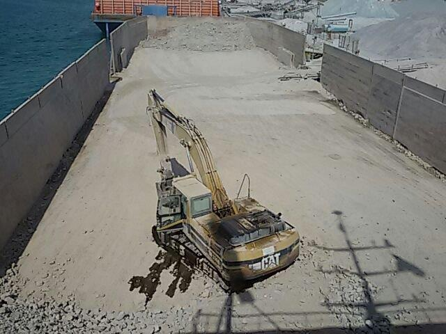 108m X 2 Self Propelled Open Deck Ocean Going Deck Cargo Barge For Sale