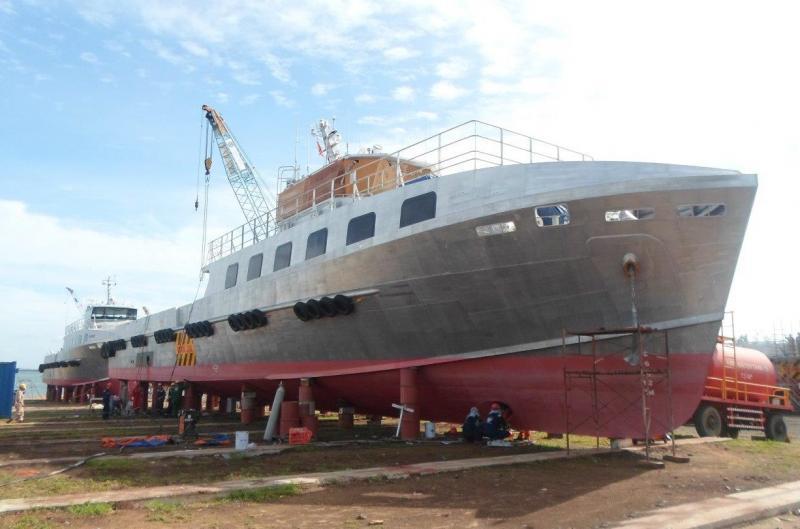 40m Crew Baot 2015 - 70 PAX - Triple Screw For Sale