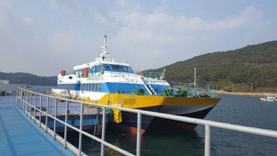 30m Catamaran High Speed Ferry 1995 - 248 PAX - Japan Built For Sale