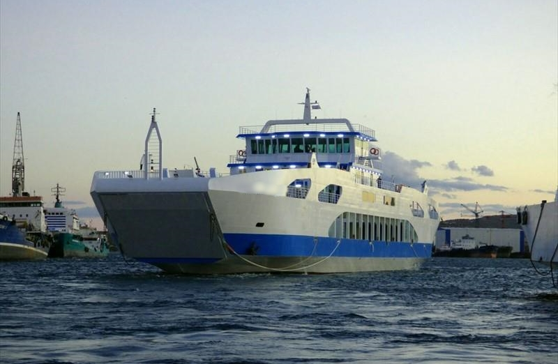 100m Double Ended Car Passenger Ferry 2016 - 500 PAX 100 Cars For Sale
