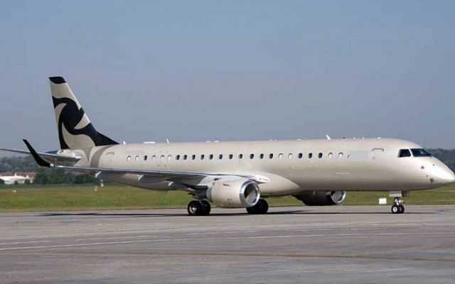 Exclusive Jet Embraer Lineage 1000E