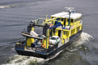 33m Multipurpose Survey Workboat 1985 - 4 PT Mooring For Sale