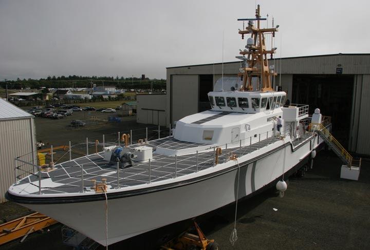 43m New Built Naval Patrol Vessel for sale