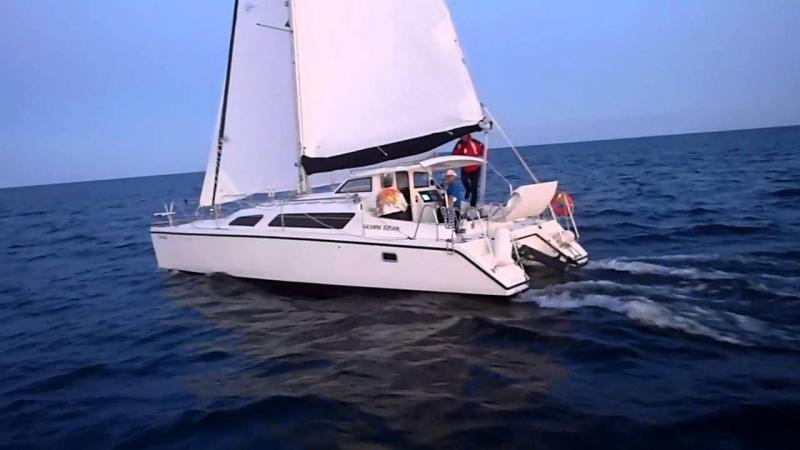 34' Performance Cruising Gemini 105 MC - Catamaran Cruising Racing For Sale