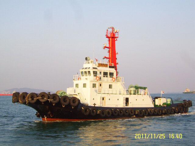 38m Harbor Tug Boat 2011 - Twin Rexpeller For Sale