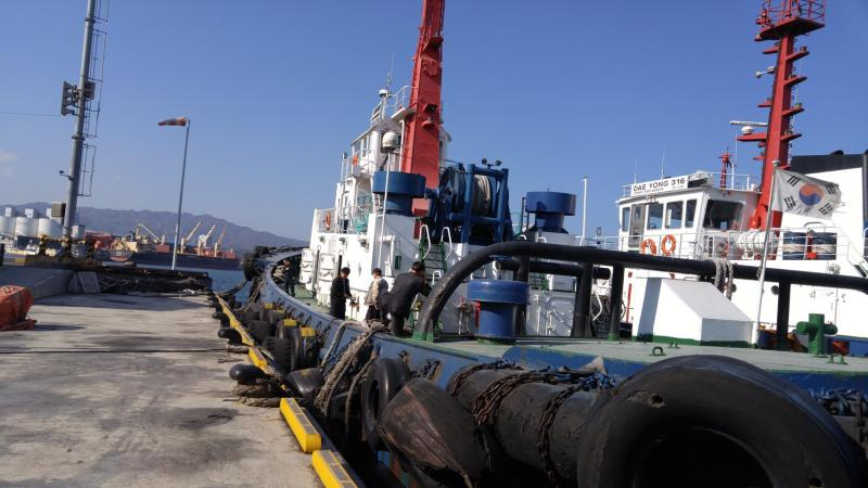 33m Tug Boat 1986 - Twin Screw - Z Peller For Sale