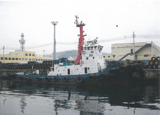 33m Harbor Tug Boat 1986 - Z Peller For Sale