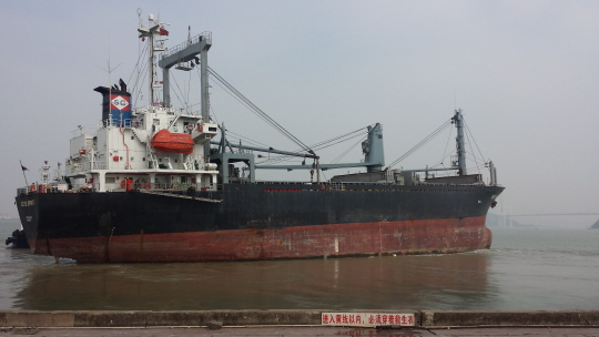 101m General Cargo Ship 1995 - Tween Decker Japan Built - DWT 8514