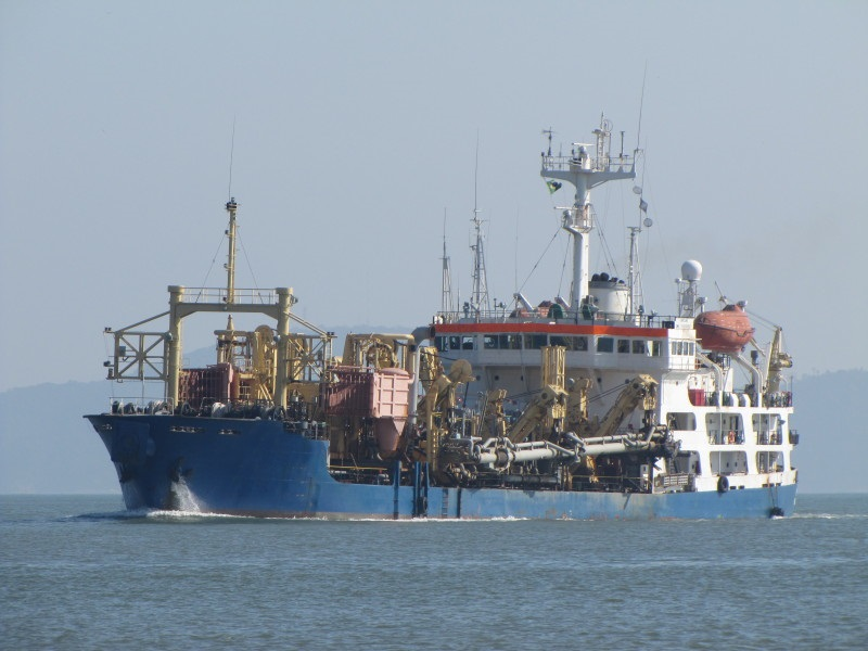 95m Trailing Suction Hopper Dredger 1978 - DWT 3400 For Sale
