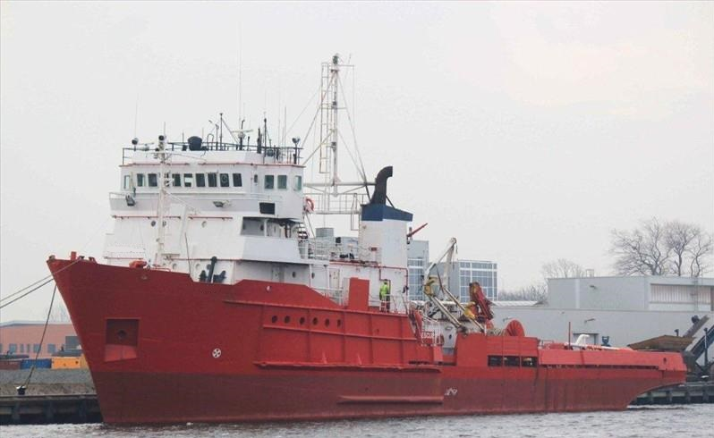 59m Supply Vessel 1976 - Bow Thruster - 214 m2 Clear Deck For Sale