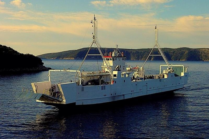 72m Double End Car PAX Ferry - Norwegian Built - DWT 150 For Sale
