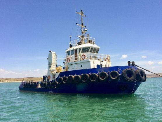 26m Tug Boat 2002 - Twin Screw - Accommodates 10 For Sale