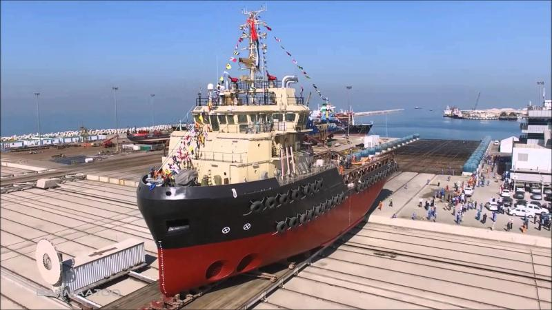 65m Anchor Handling Tug Supply Vessel - 80 BP- New Built For Sale
