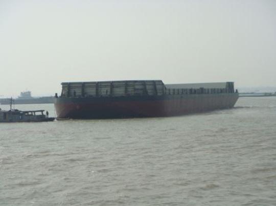 92m Deck Barge 2017 - Unrestricted Service - DWT 8200 For Sale