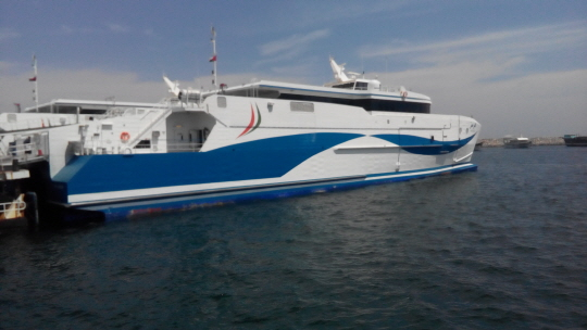 65m X 2 High Speed Ferries 2007 - 208 PAX 56 Cars - DWT 140 For Sale