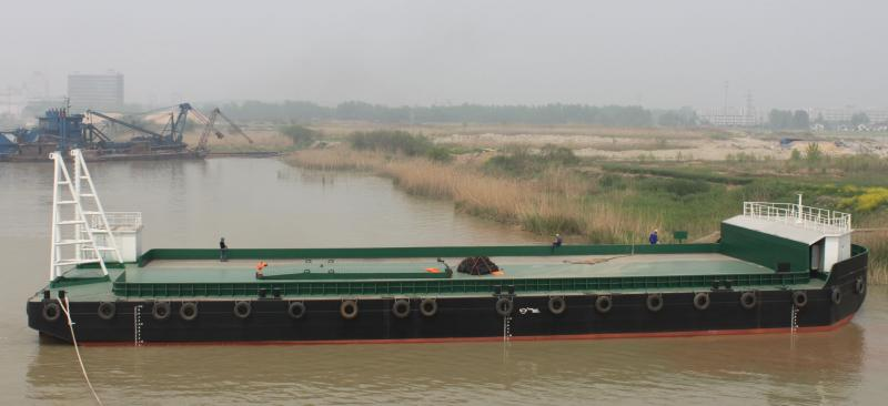 54m Deck Barge Non Propelled - DWT 1800 New Built For Sale