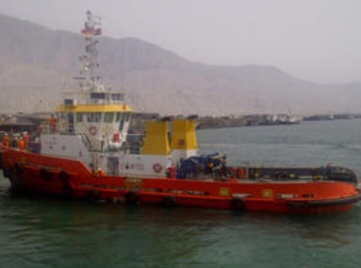 32m Towing Tug and 105m Deck Barge Set - DWT 11673 For Sale