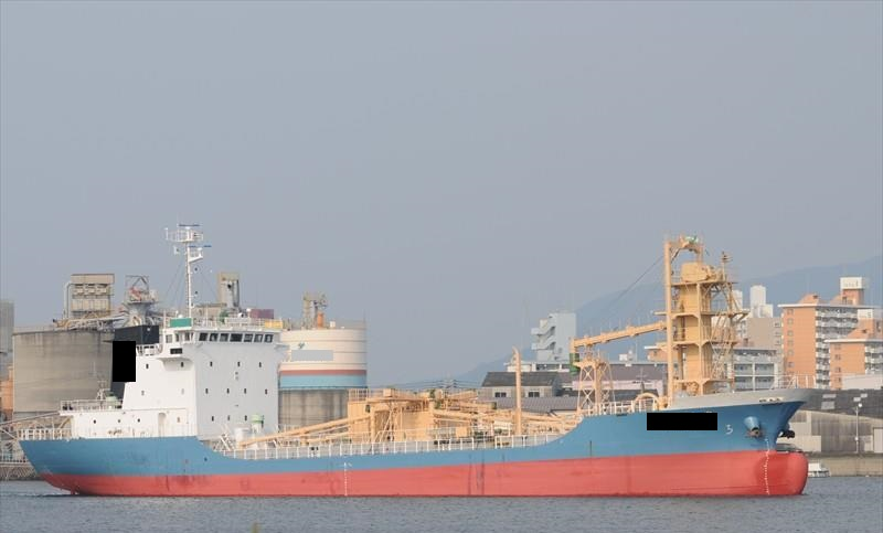 84m Pneumatic Cement Carrier - DWT 3228 For Sale
