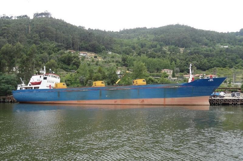 77m General Cargo Single Decker - DWT 2050 For Sale