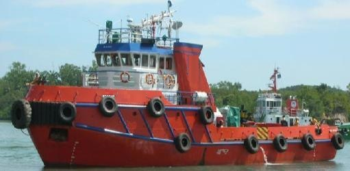 30m Towing Utility Tug Boat 2008 -  Twin Screw For Sale