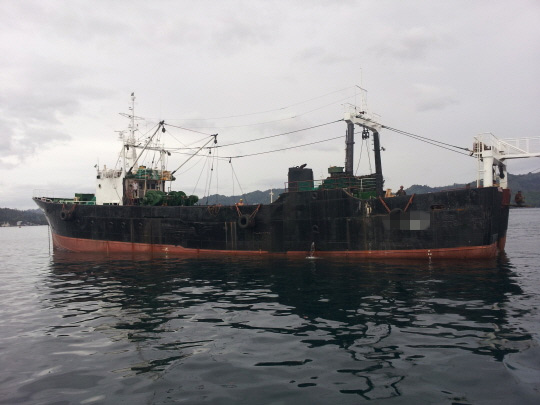 50m Stern Trawler 1978 - 150T Fish Hold Capacity - 29 Crew For Sale