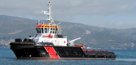40m Ocean Going Towing Tug ASD - BP 110 For Sale