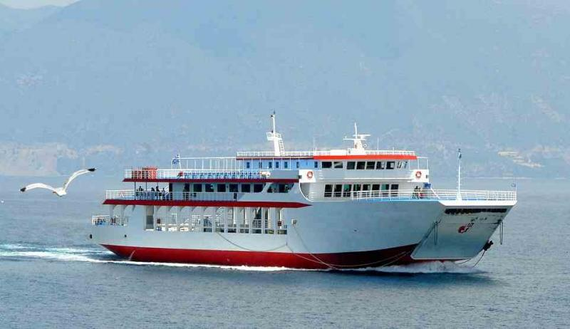 78m LCT Type ROPAX Ferry 2010 - 600 PAX 128 Cars - DWT 1100 For Sale