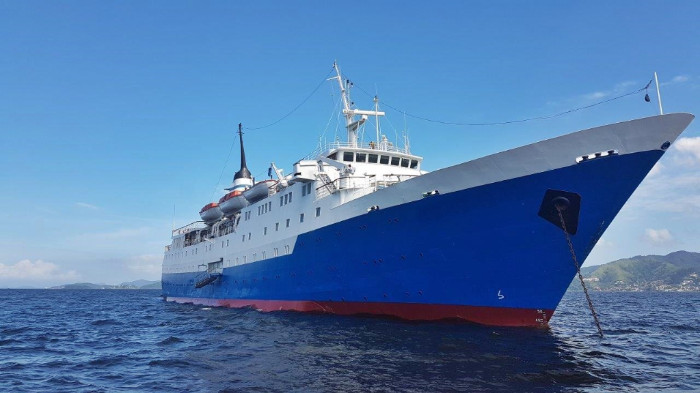 104m Cruise Ship - Cuba Approved - 350 Pax - 80 Crew For Sale