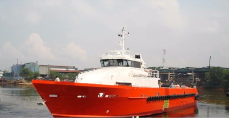 40m Crew Boat 2006 - Bow Thruster - Triple Screw - 50 PAX For Sale