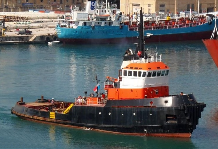 35m Ocean Going Tug Boat 1979 - Bow Thruster Fitted For Sale