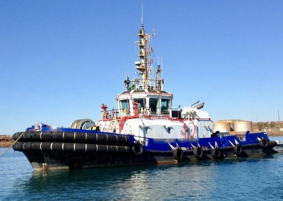 28m ASD Tug Boat 2010 - Twin Screw - Accommodates 8 For Sale