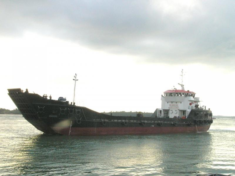 56m LCT Car Cargo Vessel 2006 - 3545 SQM Deck Space - DWT 700 For Sale