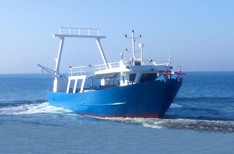20m Fishing Trawler 2017 - 16 CBM Cargo Capacity For Sale