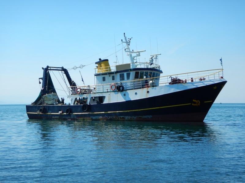 27m Stern Trawler 1995 - 40 CBM Cargo Capacity For Sale