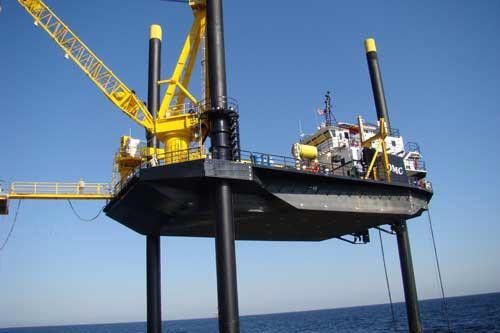 175 Class Liftboat 2008 by Conrad Industries - 130 Water Depth For Sale
