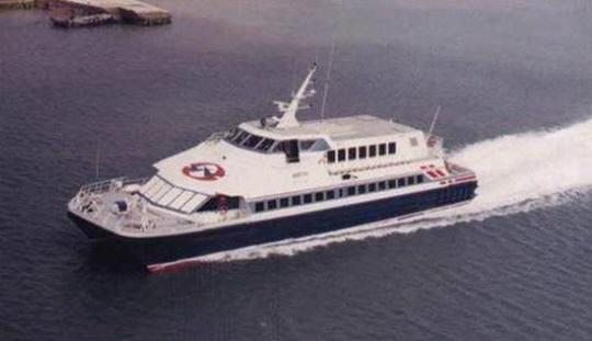 39m Catamaran High Speed Ferry 1989 - 356 PAX For Sale