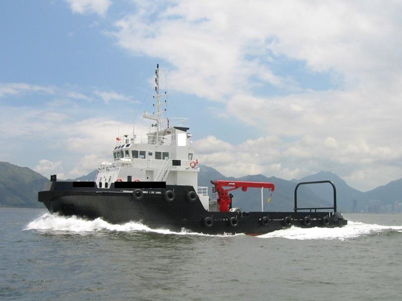 39m Anchor Handling Tug Boat - BP 45 For Sale