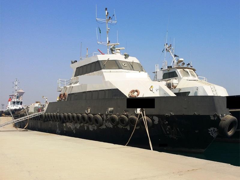 31m Crew Boat - 24 Passengers For Sale