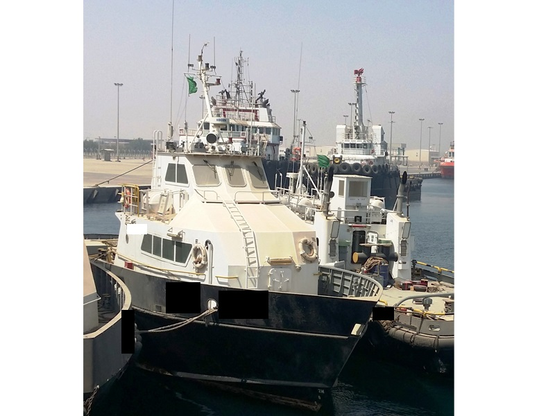 31m Crew Boat - 24 Passengers 8 Berths For Sale
