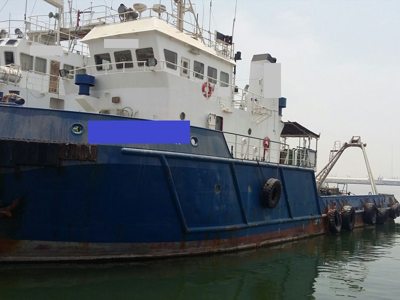 39m Supply Tug Boat - BP 25 For Sale