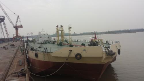 85m Oil Barge 2018 - 6150 CBM - Newly Built - DH DB For Sale