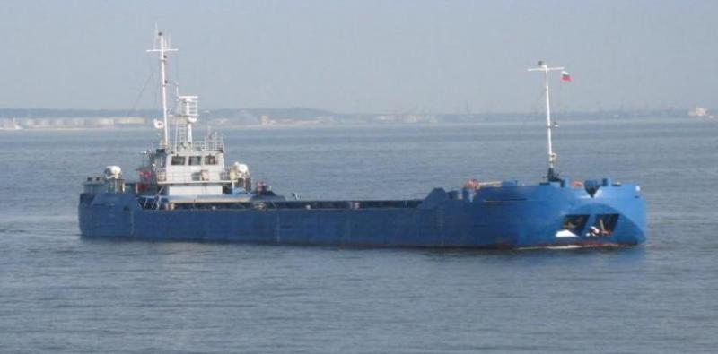 58m Split Hopper Barge - 660 CBM - DWT 1072 For Sale