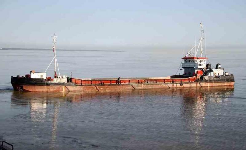 60m Split Hopper Barge 1980 - 940 CBM - DWT 1500 For Sale