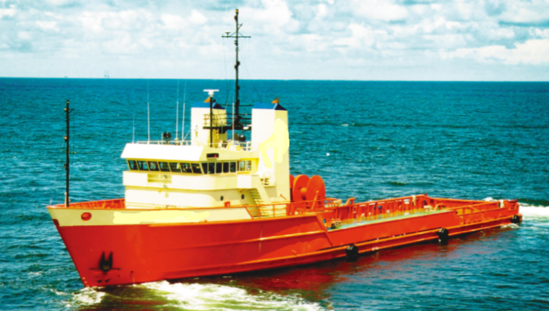 220' Anchor Handling Tug Towing Supply Vessel AHTS 1982 - HP 7340 For Sale
