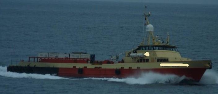 175' Fast Supply Crew Boat FSIV 64 Passenger 1998 - DWT 387 For Sale