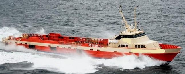 175'  Fast Supply Crew Boat FSIV 65 Passenger 1998 - DWT 326