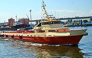 170' Fast Supply Crew Boat FSIV 80 Passenger 2006 - DWT 353 For Sale