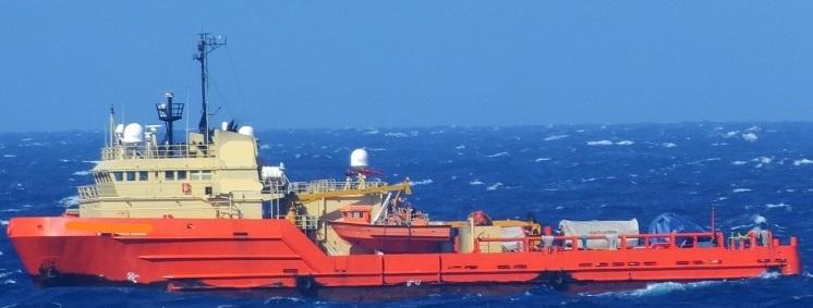 190' Offshore Platform Supply Vessel 1999 - DWT 1915 For Sale