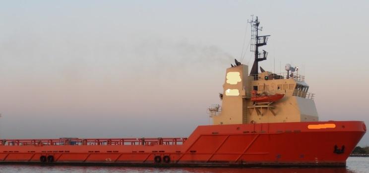 260' Offshore Platform Supply Vessel 2002 - DWT 3450 For Sale