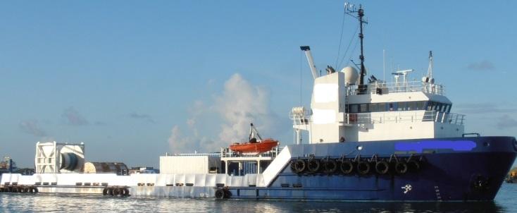 199' Offshore Platform Supply Vessel 1999 - DWT 1915 For Sale